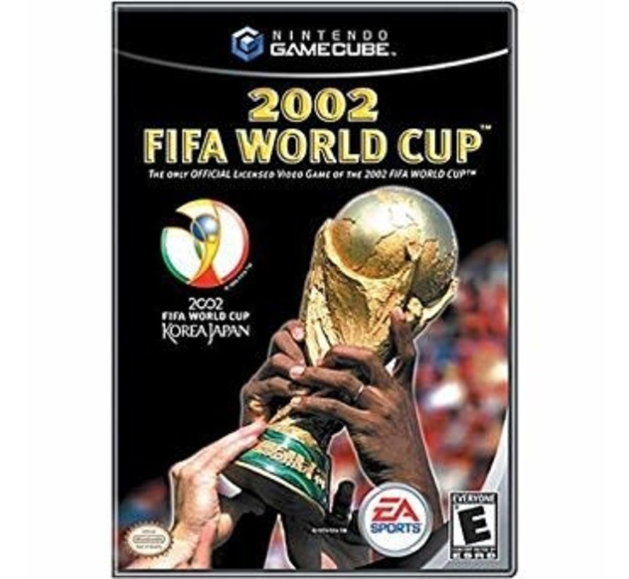 FIFA WC 2002 Game Cube