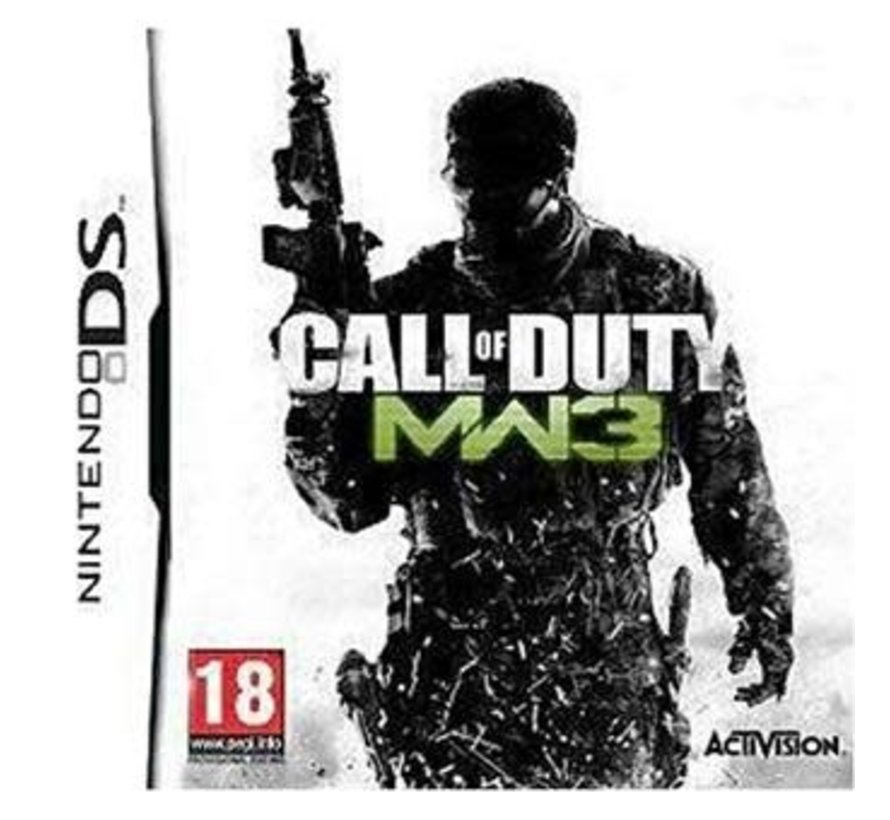 Call of Duty MW3 Nintendo D