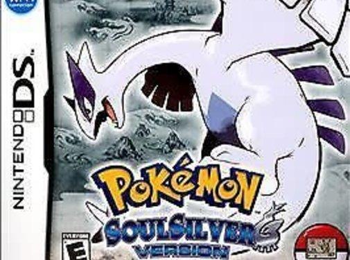 Nintendo DS Pokemon SoulSilver