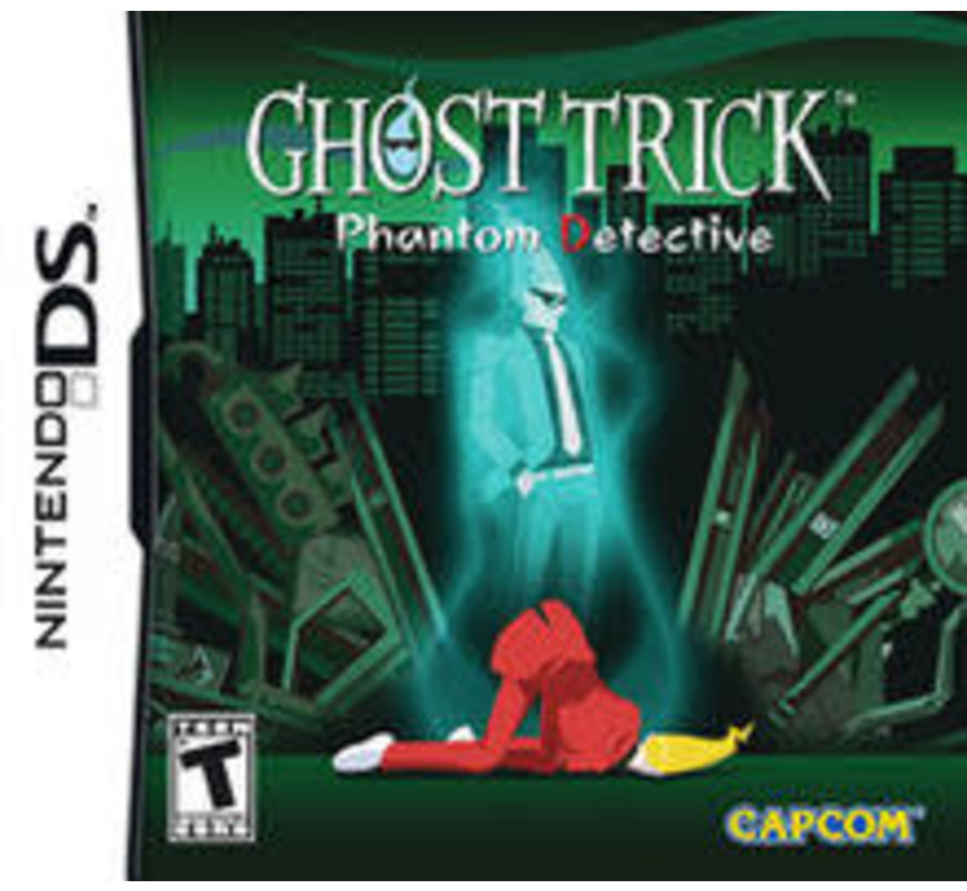 Nintendo DS Ghost Trick
