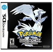 Nintendo DS Pokemon Black Version