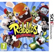 Nintendo 3DS Rabbids Rumble
