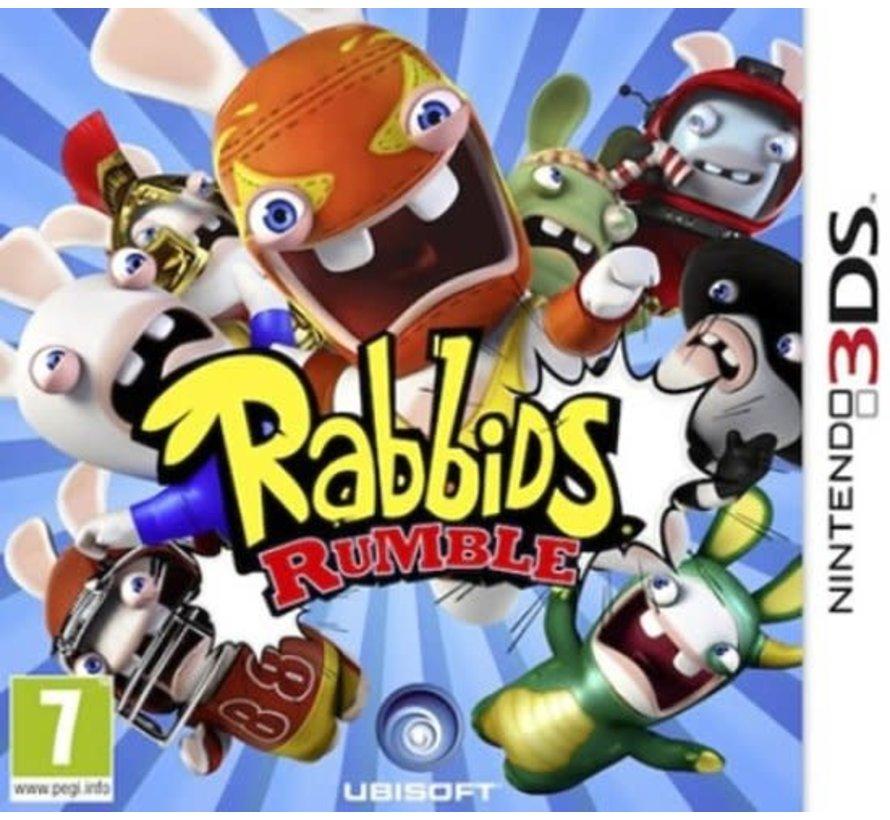 Nintendo 3DS Rabbids Rumble