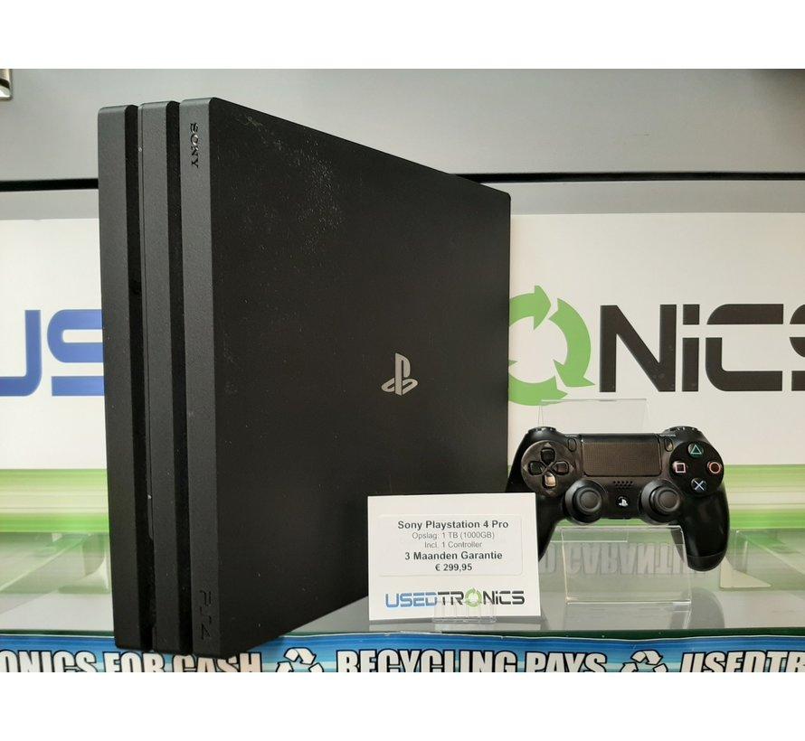 Sony Playstation 4 Pro (3654)