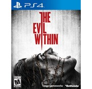 PS4 The Evil Within PS4