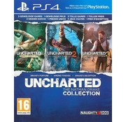 PS4 Uncharted The Nathan Drake Collection PS4