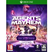 XBOX ONE Agents Mayhem Xbox One