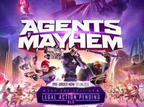 XBOX ONE Agents Mayhem Xbox One