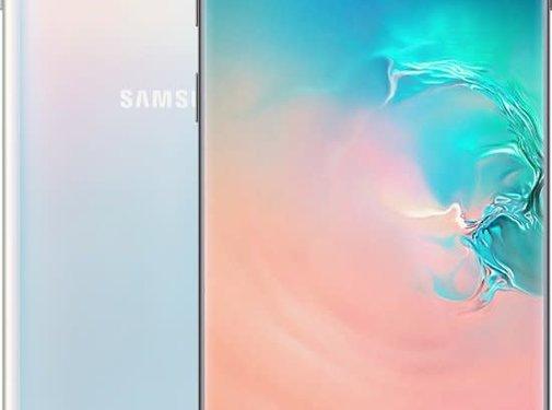 Samsung Samsung Galaxy  Galaxy S10 4169 Prim White