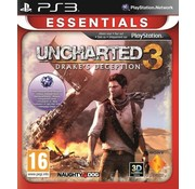 PS3 Uncharted 3: Drake's Deception - Essentials Edition ps3
