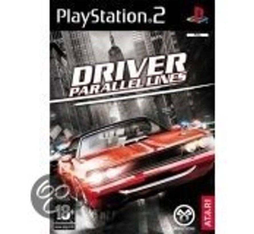 Driver - Parallel Lines - PS2