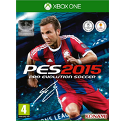 PS3 PES 2015 Xbox One