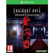 XBOX ONE Resident Evil Origins Collection - Xbox One