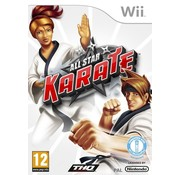 WII All Star Karate - Nintendo Wii