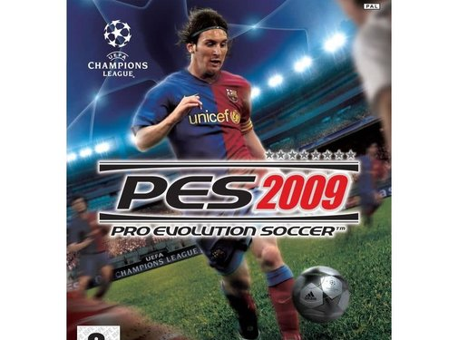 PS3 PES 2009 - Xbox 360