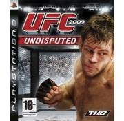 PS3 UFC 2009 Undisputed - PS3