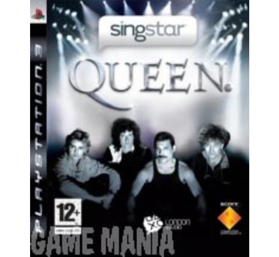 SingStar: Queen - PS3