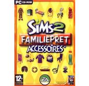 PC De Sims 2 Familiepret Accessoires - PS2