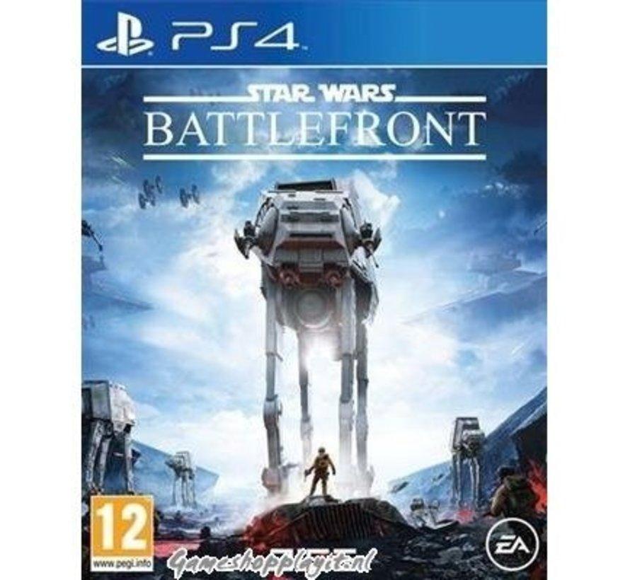 PS4 Star Wars Battle front