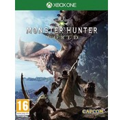XBOX ONE Copy of Monster Hunter World PS4