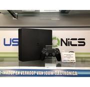 Sony Sony Playstation 4 Slim 500GB - Garantie t/m: 30-10-2021! (4435)