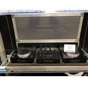 Pioneer Pioneer DJM-350 & 2x Pioneer CDJ-350 Incl. Flightcase (5660,5661&5662)