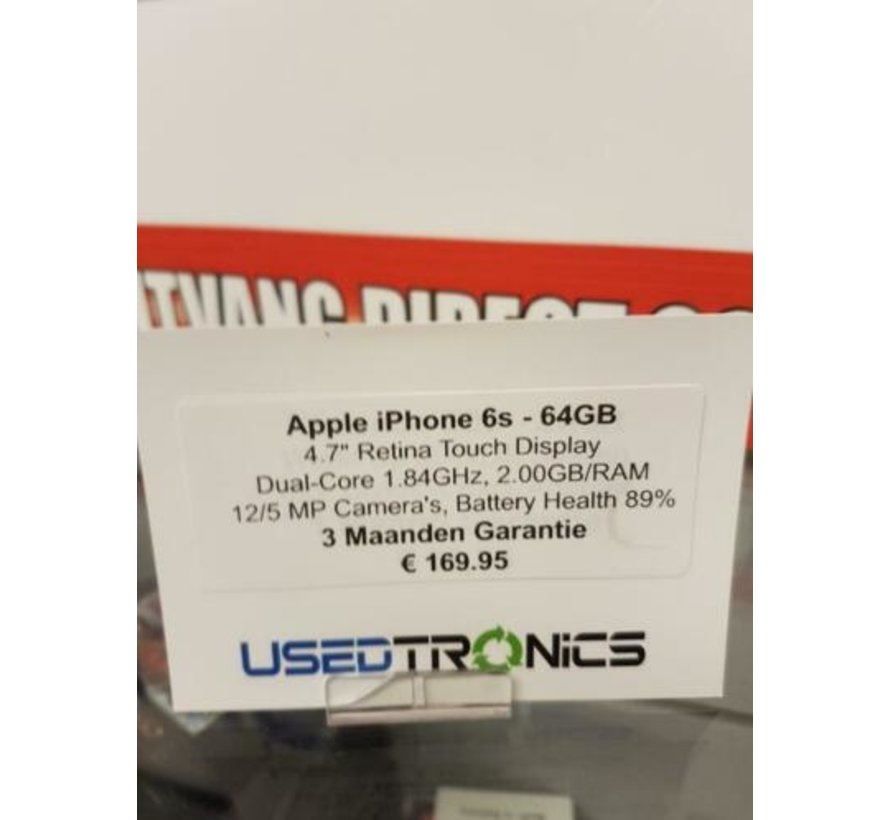 Apple iPhone 6s 64GB(5843)