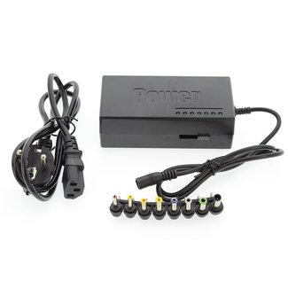 xlmobiel.nl Laptop adapter voor Sony AC96W - Zwart (8719273234624)