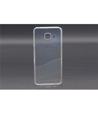 xlmobiel.nl Backcover hoesje voor Samsung Galaxy A3 (2016) - Transparant