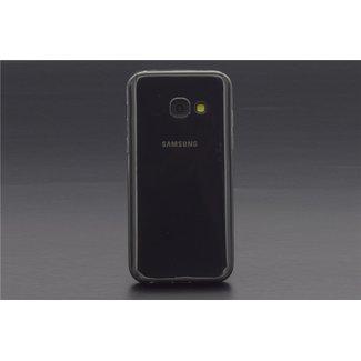 xlmobiel.nl Backcover hoesje voor Samsung Galaxy A3 (2017) - Zwart