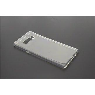 xlmobiel.nl Backcover hoesje voor Samsung Galaxy Note8 - Transparant