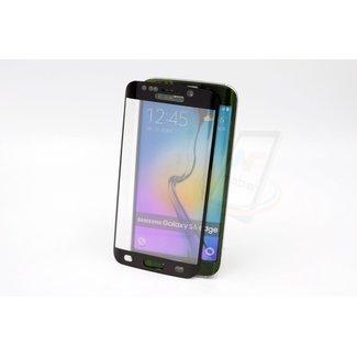 xlmobiel.nl Samsung Galaxy S6 Edge - Glas Screen protectors - Zwart (8719273209196)