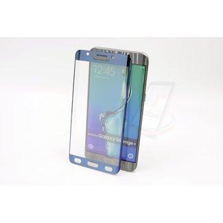 Samsung Galaxy S6 Edge Plus - Glas Screen protectors - Blauw (8719273209271)