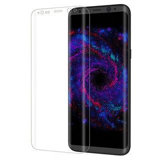 xlmobiel.nl Curved Glas screenprotector Transprant Galaxy S8