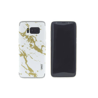 xlmobiel.nl Backcover voor Galaxy S8 Plus - Wit (G955F)