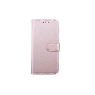 xlmobiel.nl Samsung Galaxy A 6(2018) Pasjeshouder Roze Book
