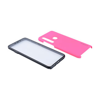 xlmobiel.nl Backcover hoesje voor Samsung Galaxy A9 (2018) - Roze