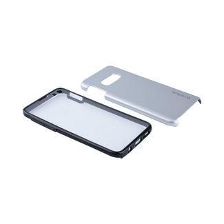Backcover hoesje voor Samsung Galaxy S10e - Zilver