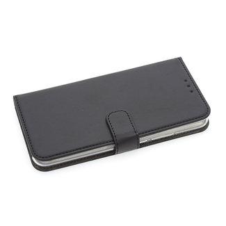 xlmobiel.nl Pasjeshouder Blauw Book Case voor Samsung Galaxy A70 -Magneetsluiting