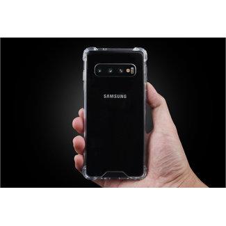 xlmobiel.nl Backcover hoesje voor Samsung Galaxy A9 (2018) - Transparant