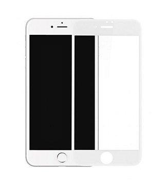 xlmobiel.nl 4D Glas screenprotector H9 4D voor Apple iPhone 7G/8G - Wit