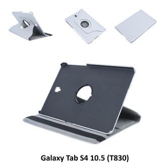 Samsung Galaxy Tab S4 10.5 Draaibare tablethoes Grijs voor bescherming van tablet