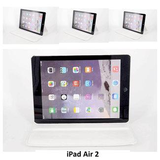 Apple iPad Air 2 Smart Tablethoes Wit voor bescherming van tablet