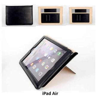 xlmobiel.nl Apple iPad Air Zwart Smart Case - Book Case Tablethoes