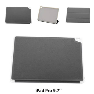 xlmobiel.nl Apple iPad Pro 9.7 (2016) Zwart Smart Case - Book Case Tablethoes