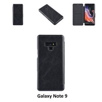 UNIQ Accessory UNIQ Accessory Galaxy Note 9 Luxe Book Case cover - Zwart