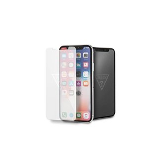 Guess Guess Screenprotector voor Apple iPhone Xs  met optimale touch gevoeligheid