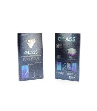 Full Glue Tempered Glass voor Galaxy S9 plus - Zwart