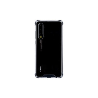 xlmobiel.nl Backcover voor Huawei Huawei P30 - Transparant