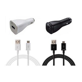 Samsung Samsung Autolater Micro USB - White